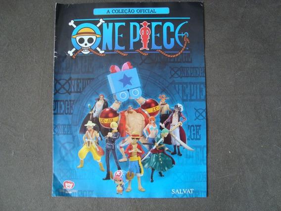 Encarte - A Coleção Oficial - One Piece - Com Poster