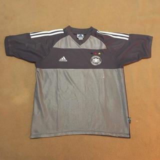 Camisa Alemanha Away 2002/03 - adidas