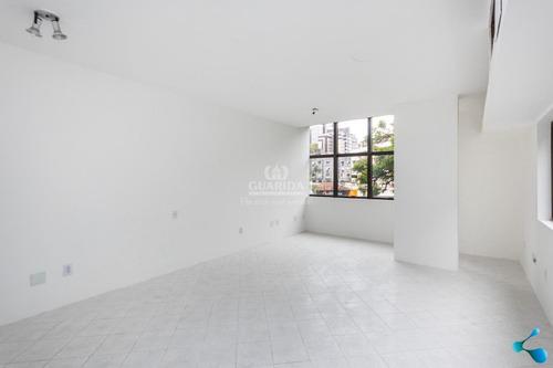Imagem 1 de 8 de Conjunto/sala Comercial Para Aluguel, 1 Quarto, 1 Vaga, Moinhos De Vento - Porto Alegre/rs - 6746
