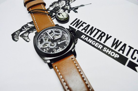 Infantry Reloj Skeleton Élite