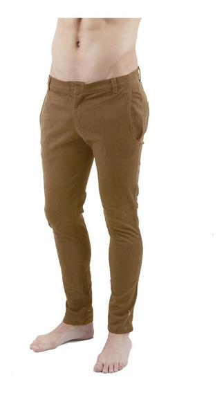 Pantalon Gabardina Chino Slim Fit | Am Blue (56366)