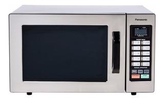 Microondas Panasonic OCS NE-1054F plata 22L 110V