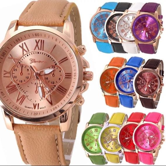 Reloj Geneva Mayoreo