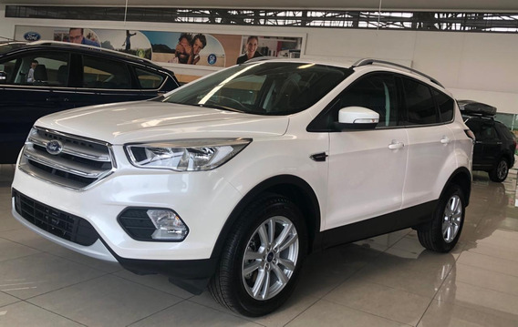 Ford Escape Modelo 2020 Motor 2.0 Ecoboost Version Se 4x2