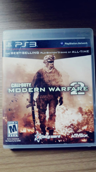 Call Of Duty: Modern Warfare 2, Ps3