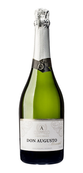 Vinho Moscatel Espumante Don Augusto Catafesta 750ml