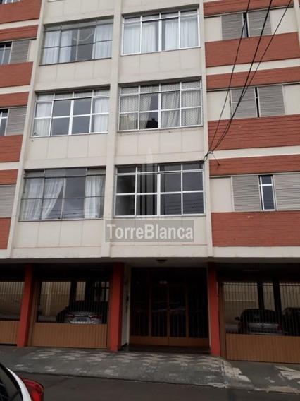 Apartamento Com 3 Dormitórios À Venda, 193 M² Centro - Ponta Grossa/pr - Ap0110
