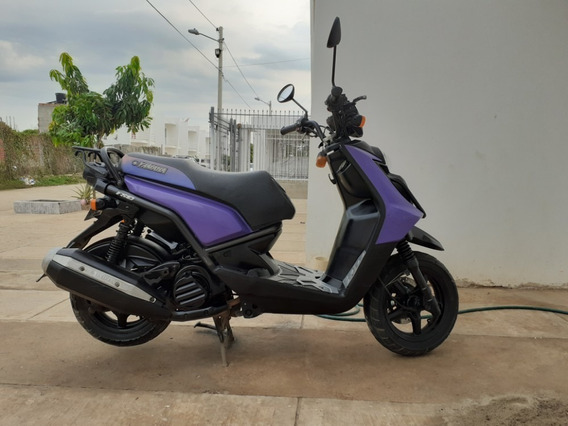 Yamaha Bwis At 125, Morada