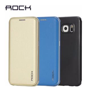 Funda Flip Cover Samsung S6 Flat Rock® Original