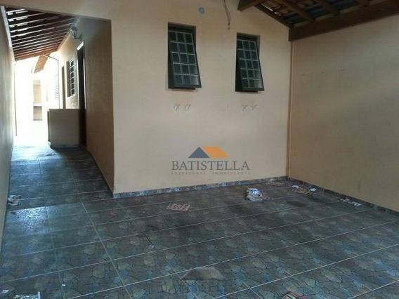 Casa Residencial À Venda, Parque Das Nações, Limeira. - Ca0369