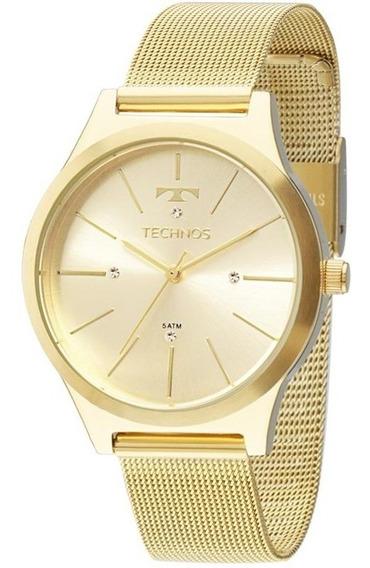 Relógio Technos Feminino 2039bd/4d