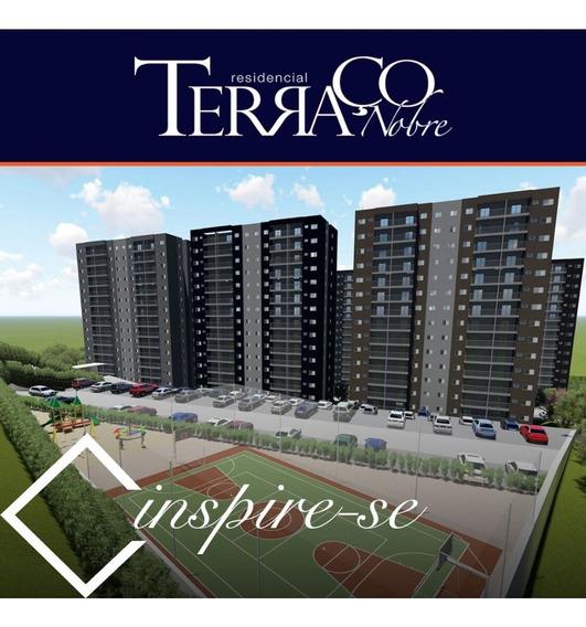 Apartamento Terraço Nobre Caieiras 57m² Na Planta - Completo