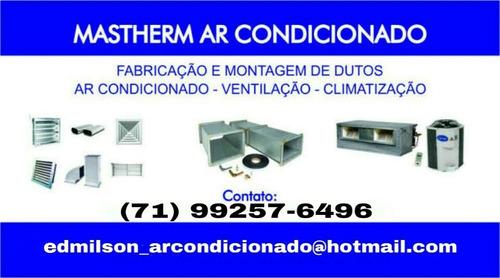 Imagem 1 de 1 de Dutos Para Ar Condicionado Salvador Ba.