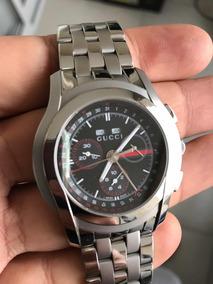 Relógio Gucci 5500 Chrono - Original