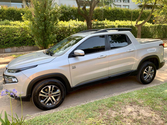 Fiat Toro Freedom 2.0 2017 4x4 Pack Extreme Unica Service
