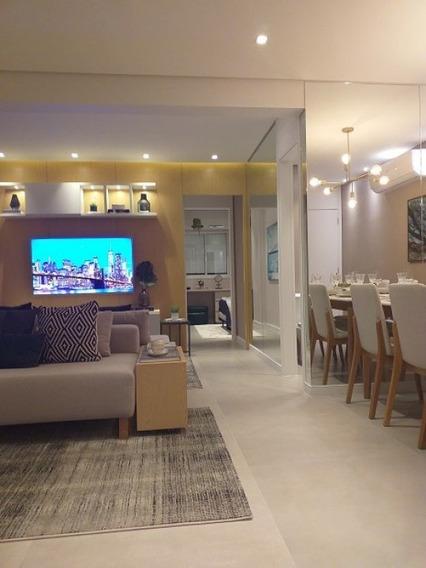 Apartamento Em Vila Pereira Barreto, São Paulo/sp De 63m² 3 Quartos À Venda Por R$ 379.000,00 - Ap327491