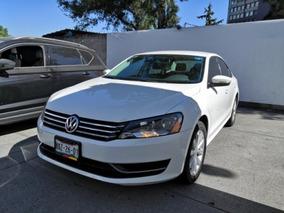 Volkswagen Passat 2.5 Comfortline At 2015 Agencia, Credito !