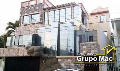 Casa En Venta En Ricardo Flores Magón, Veracruz, Ver.