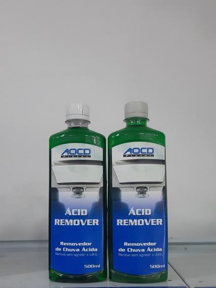 Removedor De Chuva Ácida, Ácid Remover 500ml