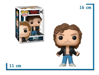 Funko Pop! 640 Billy Stranger Things - Candos Jugueteria