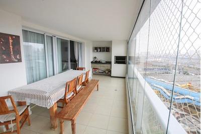 Apartamento Com 4 Dormitórios À Venda, 142 M² Por R$ 1.272.000 - Ipiranga - São Paulo/sp - Ap0692
