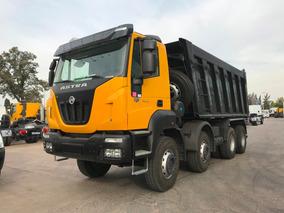 Camion Astra 0 Km Hd9 84.44 8x4 440 Cv Con Caja Volcadora