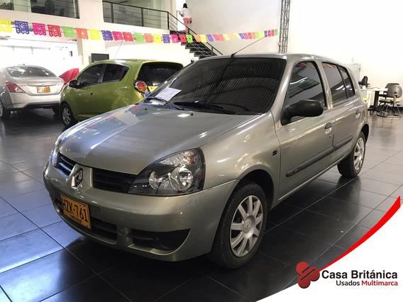 Renault Clio Campus 1149cc Mecanico 4x2 Gasolina