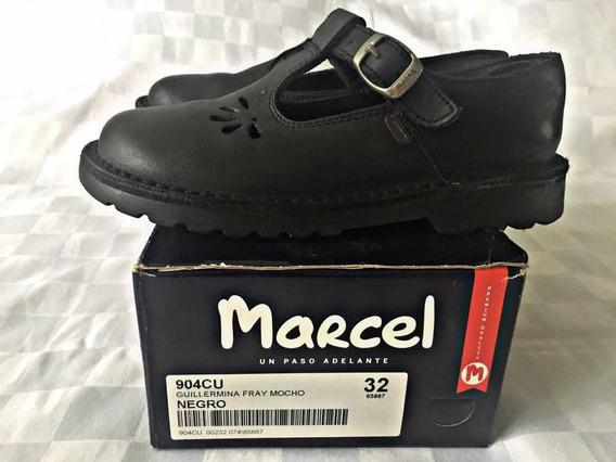 Zapatos Colegiales Para Nenas Marcel Talle 32