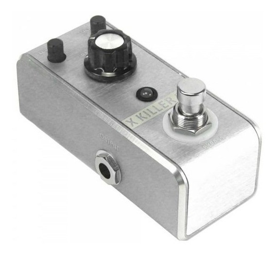 Pedal Guitarra Santo Angelo X-killer Delay Sfx-01