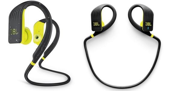 Fone Bluetooth Jbl Jump Headphone Jbl Jump Endurance Preto