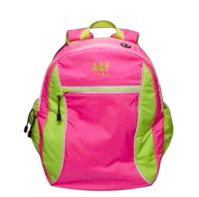 Mochila Abercrombie 100% Original Neon