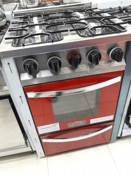 Cocina Premium Rojo Rubi