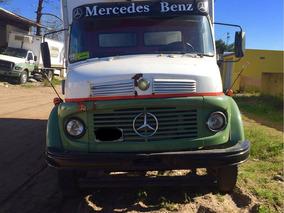 Mercedes-benz 1114 1986