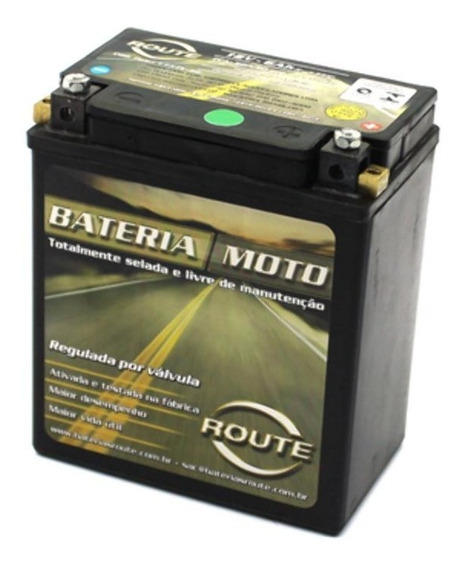 Bateria Moto Route 7amperes Ytx7l-bs