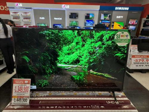 Imagen 1 de 3 de Televisor LG 43 Pulgadas 4k Con Hdr 2020