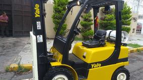 Montacargas Yale Año 2013 Seminuevo 2200 Horas $ 235.000