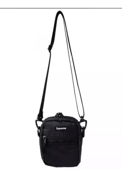 Shoulder Bag Supreme, Logo Bordado Gratis Adeviso Disponivel