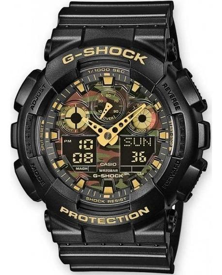 Relógio Casio G-shock Ga 100cf