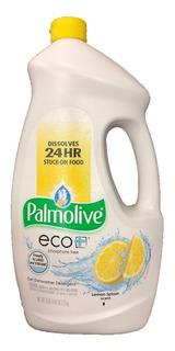Palmolive Eco+ Detergente En Gel Para Trastes 2.12kg