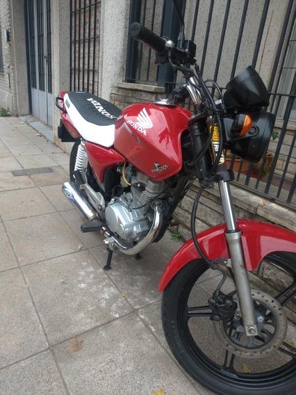 Honda Cg Titan 150 Esd 2012