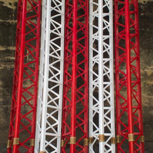 Imagen 1 de 4 de Torre De Aluminio