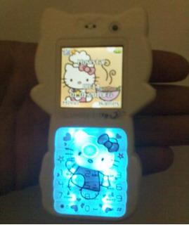 Celular Phone Hello Kity Kity Mod4 Mp3 Model3 Digital Webcam