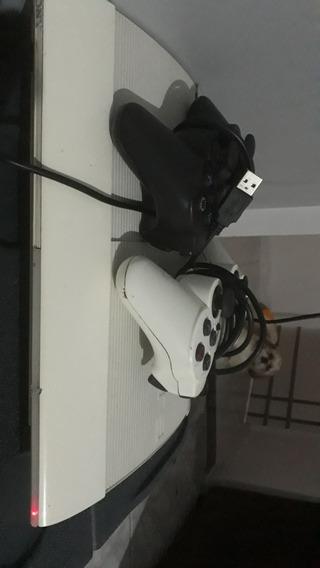 Console Playstation 3 Ps3 Super Slim Novo Modelo 500gb Branc