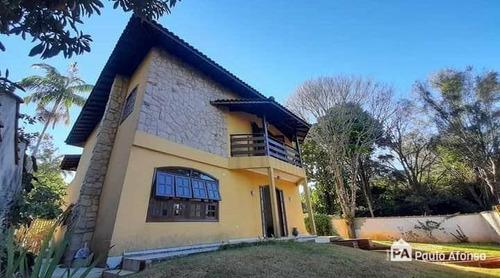 Casa Com 3 Dormitórios À Venda, 600 M² Por R$ 850.000,00 - Bortolan - Poços De Caldas/mg - Ca0141