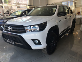 Toyota Hilux Limited - Manual