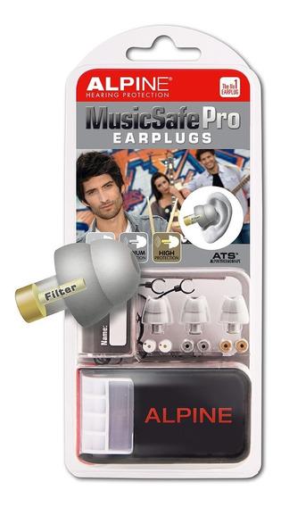Protetor Auricular Alpine Musicsafe Pro