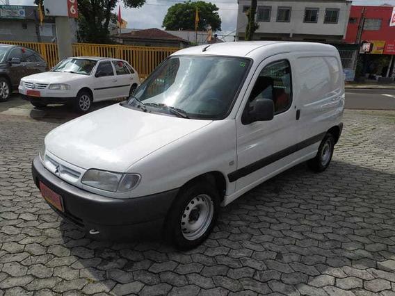 Peugeot Partner Furgao 1.6 16v(800kg) 5p