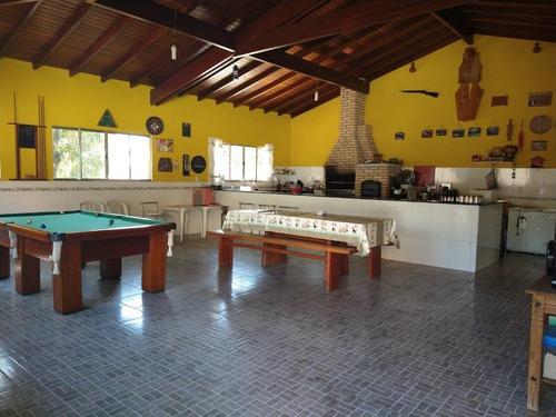 Chácara Com 4 Dormitórios À Venda, 3680 M² Por R$ 990.000,00 - Bairro Da Mina - Itupeva/sp - Ch0095