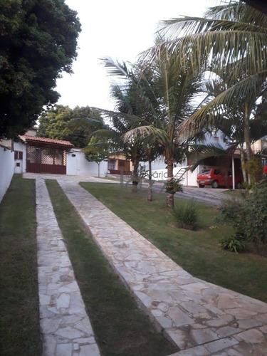 Chácara Com 3 Dormitórios À Venda, 3972 M² Por R$ 1.600.000 - Jardim Nova Veneza - Sumaré/sp - Ch0185