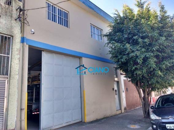 Galpão À Venda, 350 M² Por R$ 899.000,00 - Vila Carioca - São Paulo/sp - Ga0254